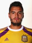 1. Sergio Romero