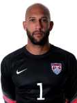 1. Tim Howard