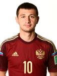 10. Alan Dzagoev
