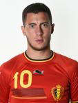 10. Eden Hazard