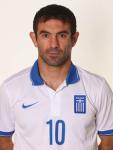 10. Georgios Karagounis