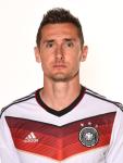 11. Miroslav Klose