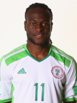 11. Victor Moses