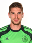 12. Ron Robert Zieler