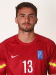 13. Stefanos Kapinos
