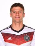 13. Thomas Müller