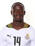 14. Albert Adomah