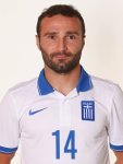 14. Dimitrios Salpingidis