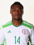 14. Godfrey Oboabona