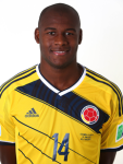 14. Victor Ibarbo