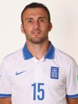 15. Vasileios Torosidis