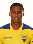 16. Antonio Valencia