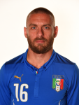 16. Daniele De Rossi