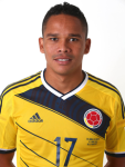 17. Carlos Bacca
