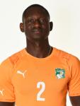 2. Ousmane Diarrassouba