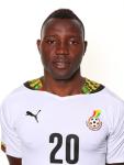 20. Kwadwo Asamoah