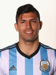 20. Sergio Agüero