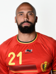 21. Anthony Vanden Borre