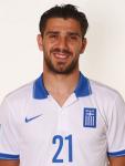 21. Konstantinos Katsouranis