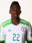 22. Kenneth Omeruo