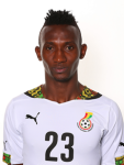 23. Harrison Afful