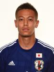 4. Keisuke Honda