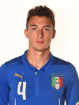 4. Matteo Darmian