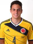 4. Santiago Arias