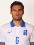 6. Alexandros Tziolis