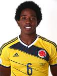 6. Carlos Sanchez