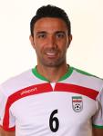 6. Javad Nekounam