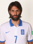 7. Georgios Samaras