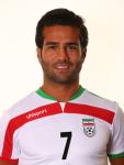 7. Masoud Shojaei