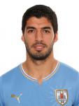 9. Luis Suarez