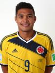 9. Teofilo Gutierrez