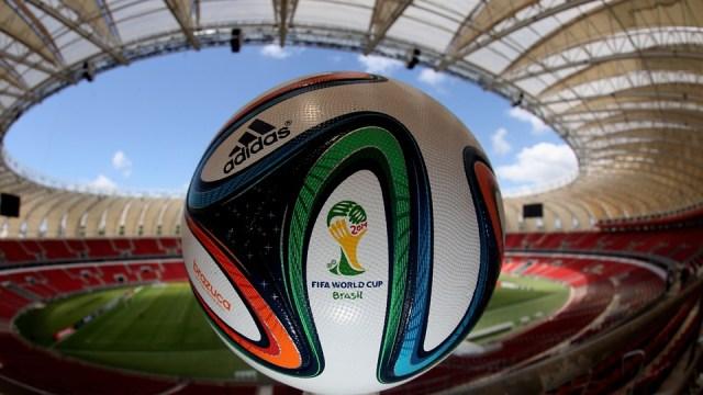 Brazuca, balón oficial del mundial.